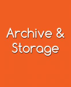 Archive & Storage