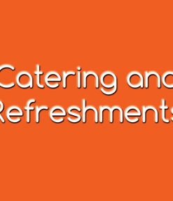Catering & Refreshments